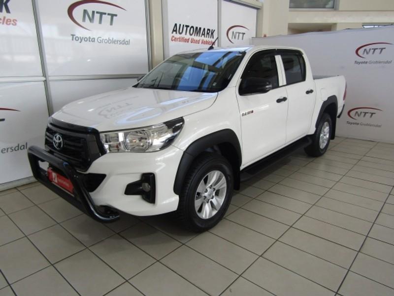 2020 Toyota Hilux 2.4 GD-6 SRX 4X4 Auto Double Cab Bakkie Limpopo Groblersdal_0