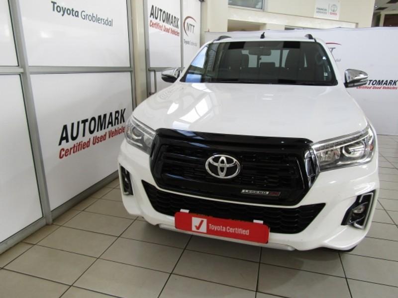 2020 Toyota Hilux 2.8 GD-6 Raider 4X4 Auto Double Cab Bakkie Limpopo Groblersdal_0