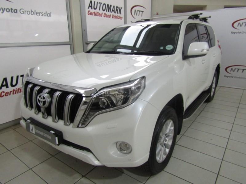 2016 Toyota Prado VX 3.0 TDi Auto Limpopo Groblersdal_0