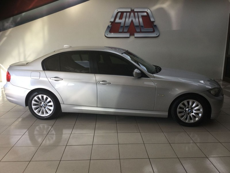 2009 BMW 3 Series 320d Exclusive e90  Mpumalanga Middelburg_0
