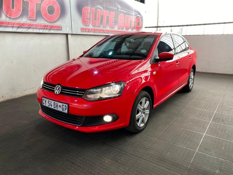2014 Volkswagen Polo 1.6 Comfortline Tip  Gauteng Vereeniging_0