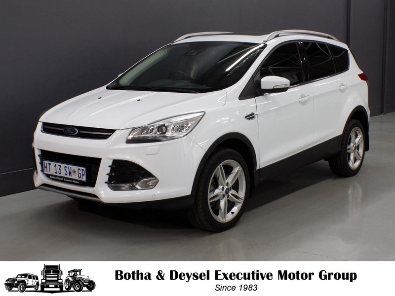 2016 Ford Kuga 2.0 Ecoboost Titanium AWD Auto Gauteng Vereeniging_0