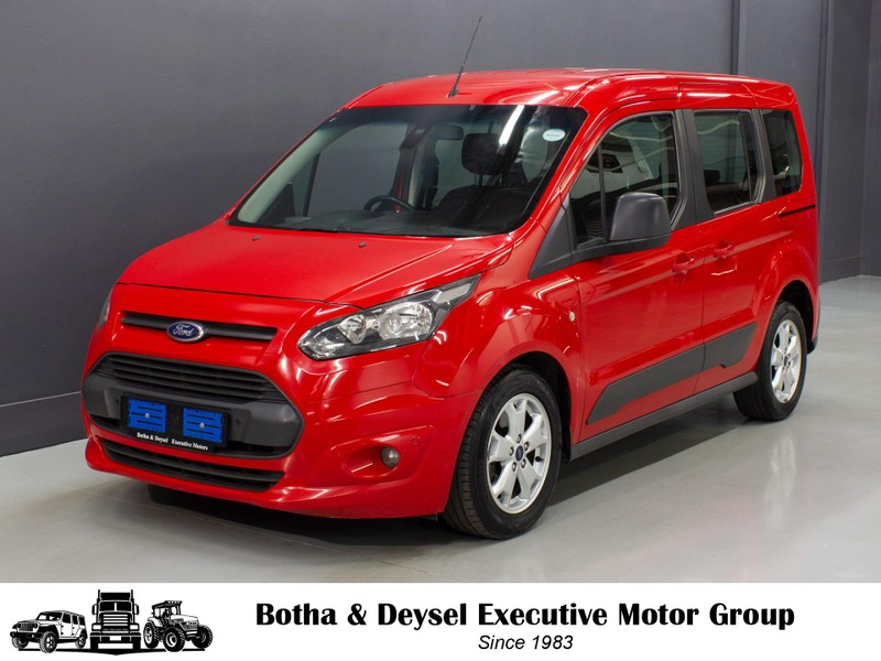 2016 Ford Tourneo Connect 1.0 Trend SWB Gauteng Vereeniging_0