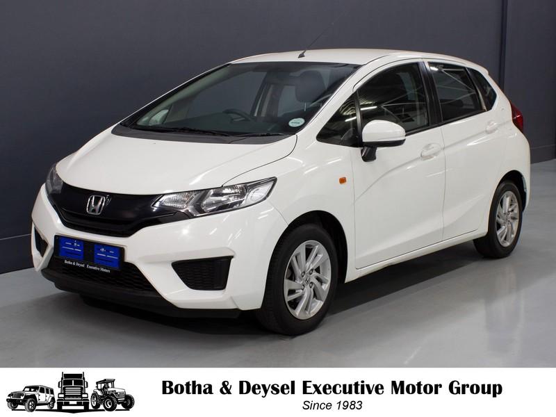 2018 Honda Jazz 1.2 Comfort Gauteng Vereeniging_0