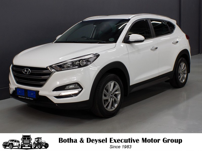 2017 Hyundai Tucson 1.6 TGDI Executive Gauteng Vereeniging_0