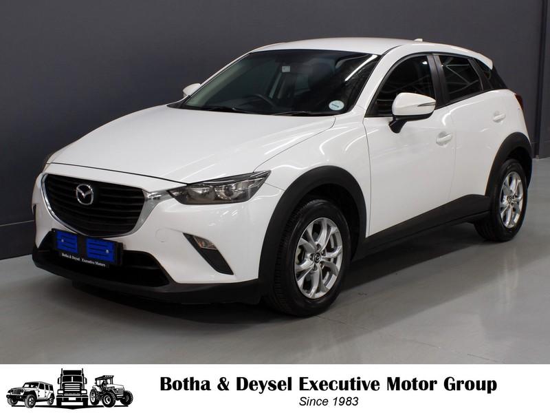 2016 Mazda CX-3 2.0 Active Gauteng Vereeniging_0