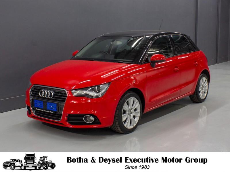2014 Audi A1 Sportback 1.4t Fsi  Ambition  Gauteng Vereeniging_0