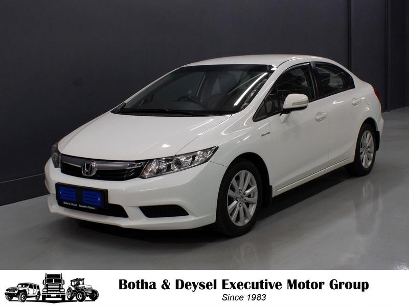 2015 Honda Civic 1.8 Elegance  Gauteng Vereeniging_0