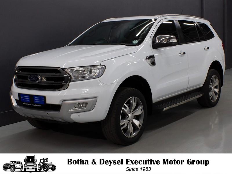 2019 Ford Everest 3.2 LTD 4X4 Auto Gauteng Vereeniging_0