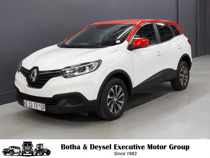 2017 Renault Kadjar 1.2T Expression Gauteng Vereeniging_0