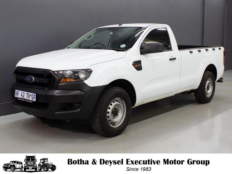 2018 Ford Ranger 2.2TDCi LR Single Cab Bakkie Gauteng Vereeniging_0