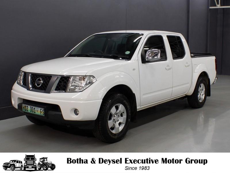 2015 Nissan Navara 2.5 Dci  Xe Pu Dc  Gauteng Vereeniging_0