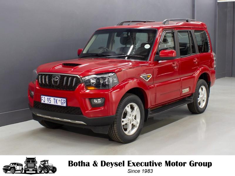 2016 Mahindra Scorpio 2.2 M HAWK 8 Seat Gauteng Vereeniging_0