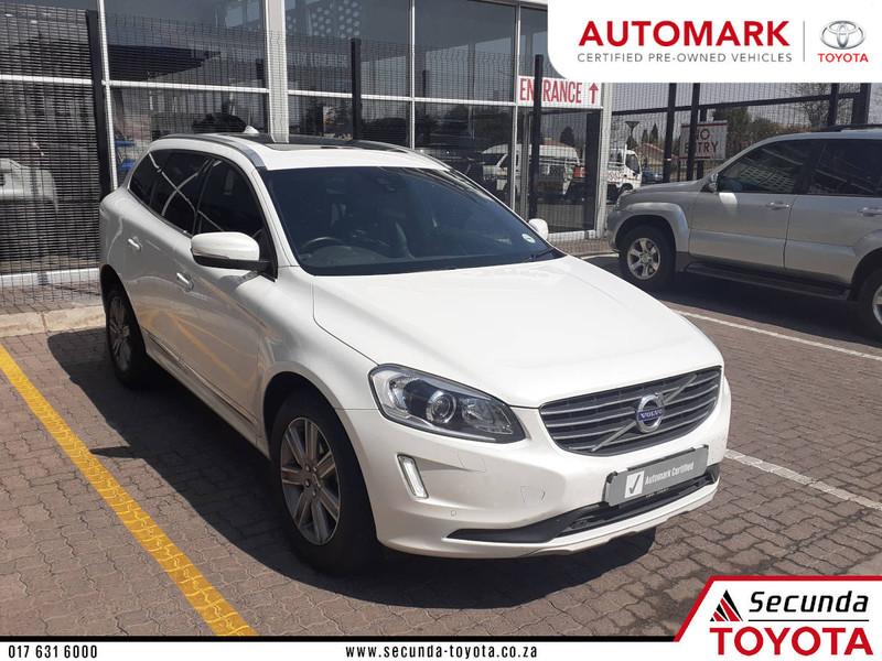 2016 Volvo XC60 D4 Inscription Geartronic Mpumalanga Secunda_0