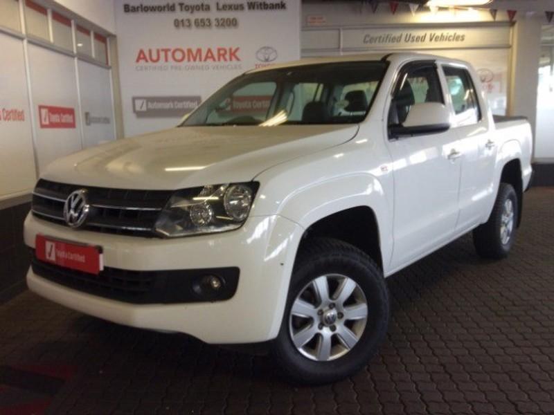 2012 Volkswagen Amarok 2.0tsi 118kw Trendline Dc Pu  Mpumalanga Witbank_0