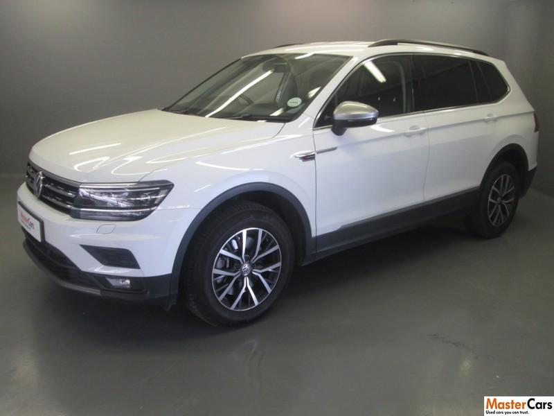 2019 Volkswagen Tiguan Allspace  2.0 TSI Comfortline 4MOT DSG 132KW Western Cape Tokai_0