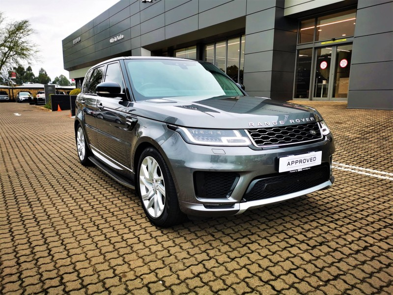 2018 Land Rover Range Rover Sport 3.0 TDV6 HSE Kwazulu Natal Pietermaritzburg_0
