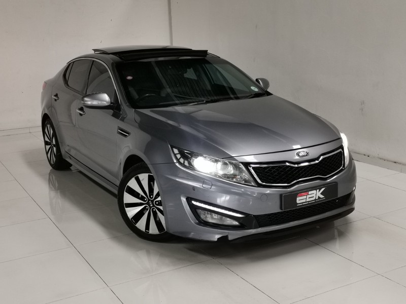 2012 Kia Optima 2.4 At  Gauteng Johannesburg_0