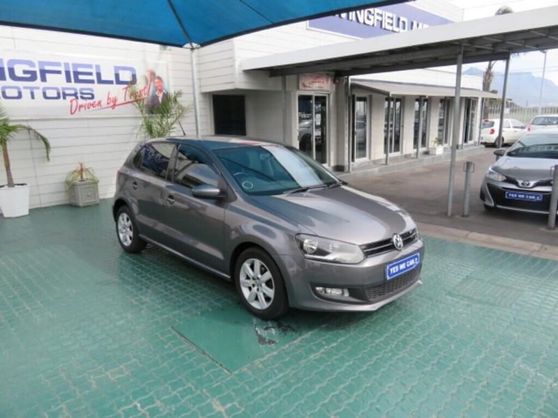 2012 Volkswagen Polo 1.4 Comfortline 5dr  Western Cape Cape Town_0