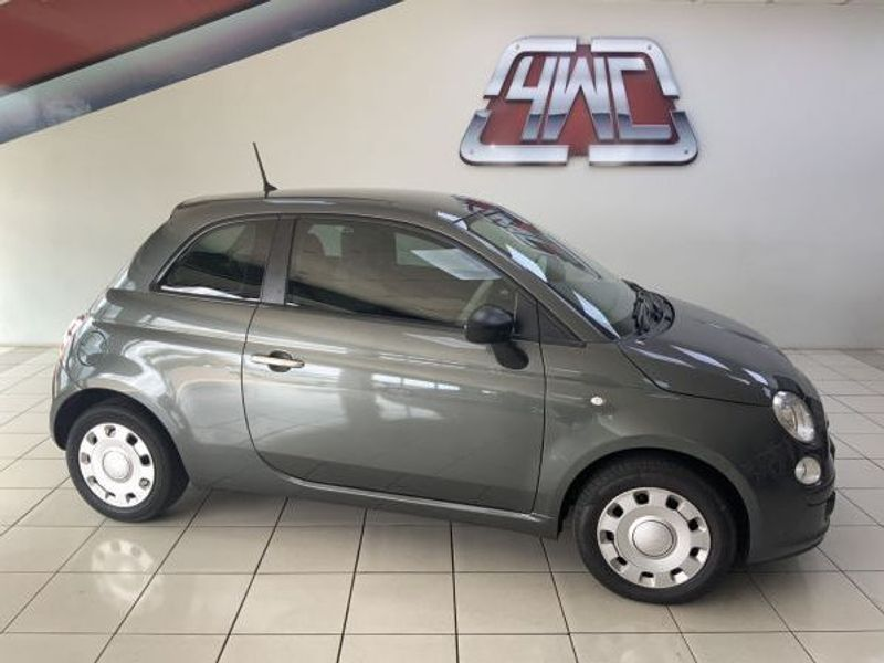 2014 Fiat 500 1.2  Mpumalanga Middelburg_0
