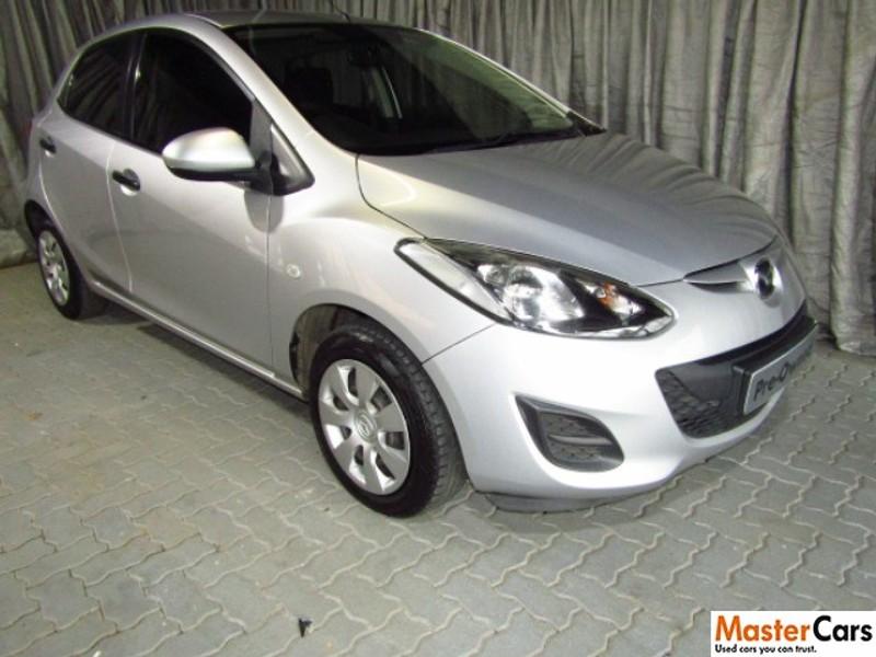 2012 Mazda 2 1.3 Active 5dr  Gauteng Johannesburg_0