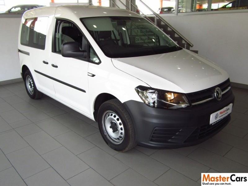 2020 Volkswagen Caddy Crewbus 1.6i Gauteng Sandton_0