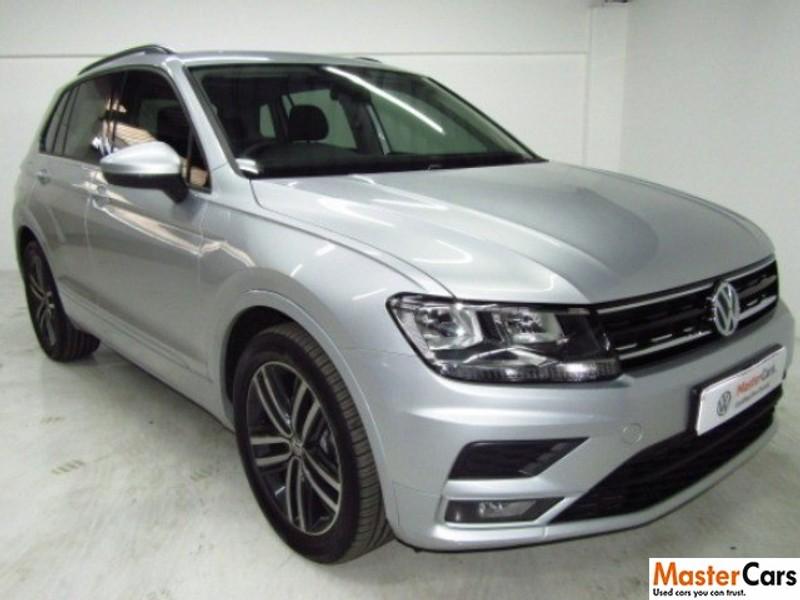 2020 Volkswagen Tiguan 1.4 TSI Trendline DSG 110KW Gauteng Sandton_0