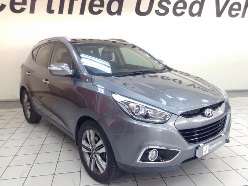 2014 Hyundai iX35 2.0 Elite Auto Limpopo Tzaneen_0