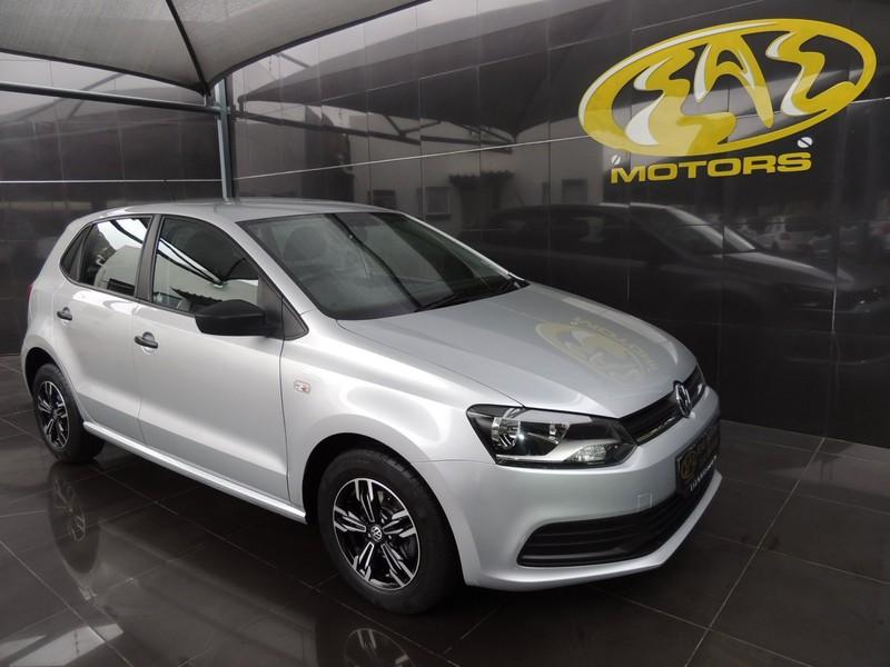 2019 Volkswagen Polo Vivo 1.4 Trendline 5-Door Gauteng Vereeniging_0