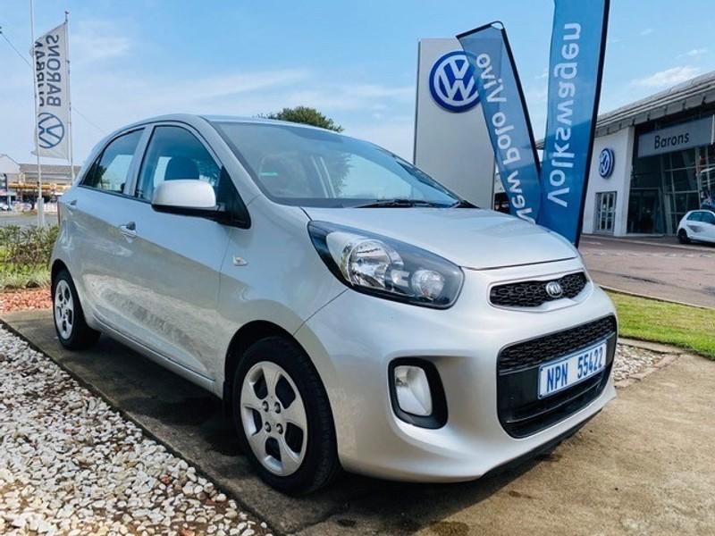 2016 Kia Picanto 1.0 Lx  Kwazulu Natal Durban_0