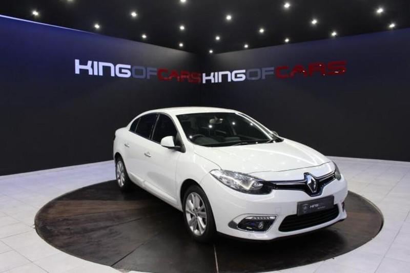 2015 Renault Fluence 2.0 Dynamique CVT Gauteng Boksburg_0