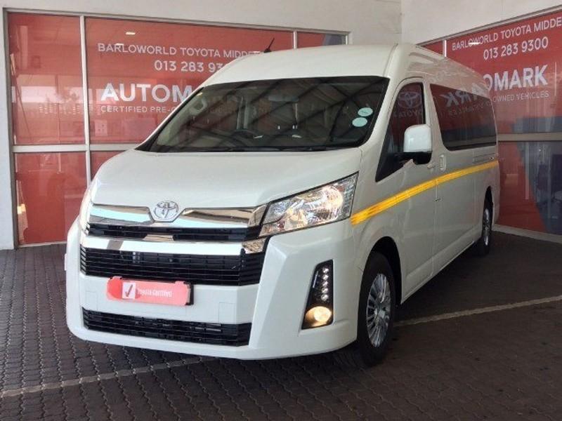 2020 Toyota Quantum 2.8 GL 14 Seat Mpumalanga Middelburg_0
