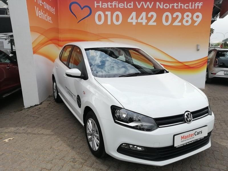 2020 Volkswagen Polo Vivo 1.6 Comfortline TIP 5-Door Gauteng Randburg_0