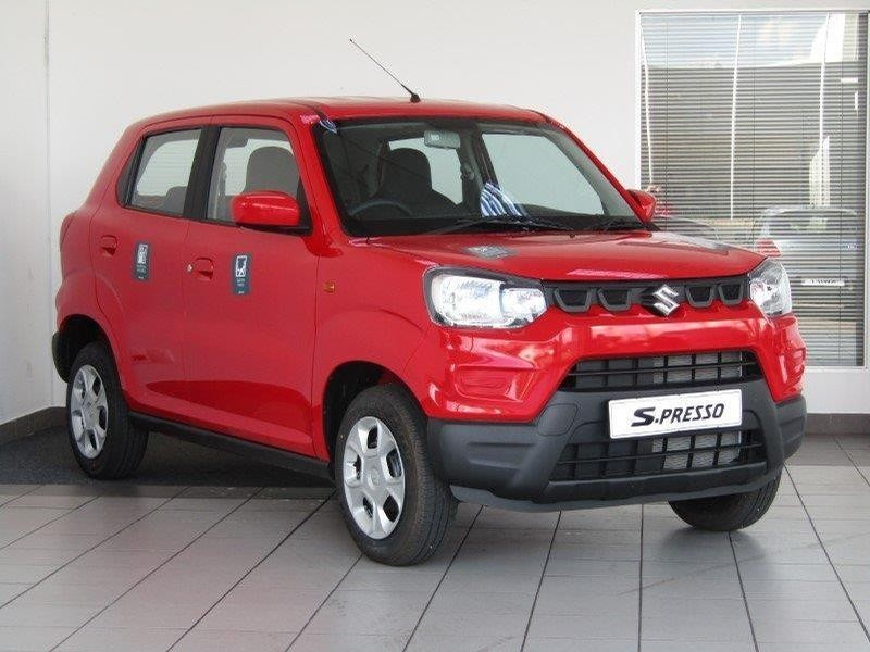 2020 Suzuki S-Presso 1.0 GL Gauteng Johannesburg_0