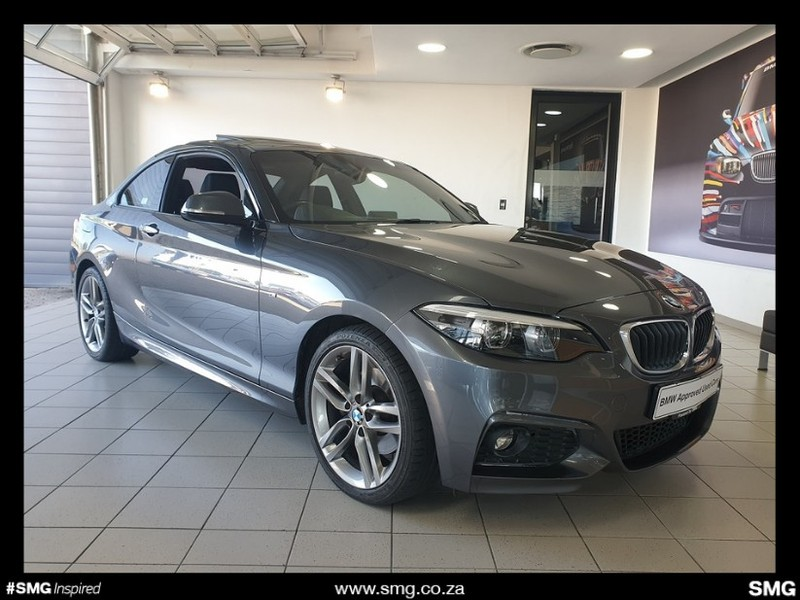 2019 BMW 2 Series 220i M Sport Auto Western Cape Tygervalley_0