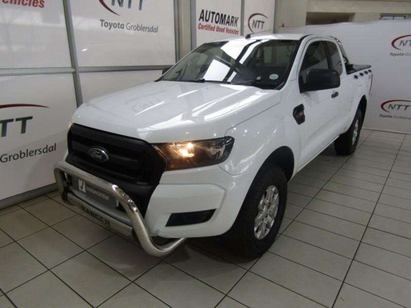 2018 Ford Ranger 2.2TDCI XL 4X4 PU SUPCAB Limpopo Groblersdal_0