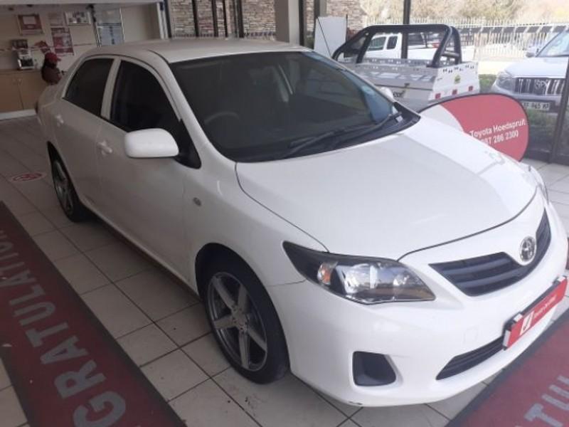 2018 Toyota Corolla Quest 1.6 Limpopo Hoedspruit_0