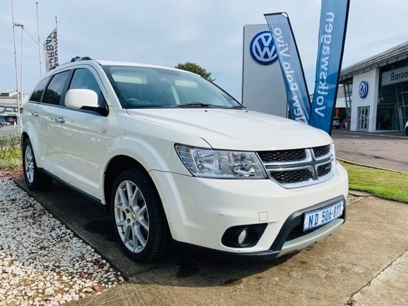 2014 Dodge Journey 3.6 V6 Rt At  Kwazulu Natal Durban_0