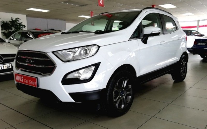 2018 Ford EcoSport 1.0 Ecoboost Trend Auto Western Cape Strand_0