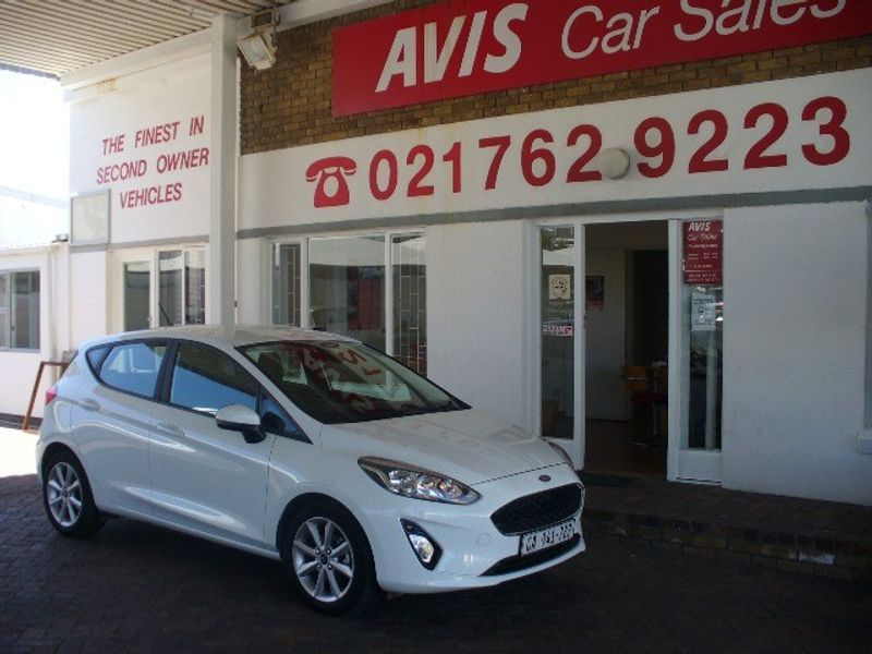 2018 Ford Fiesta 1.0 Ecoboost Trend 5-Door Western Cape Cape Town_0