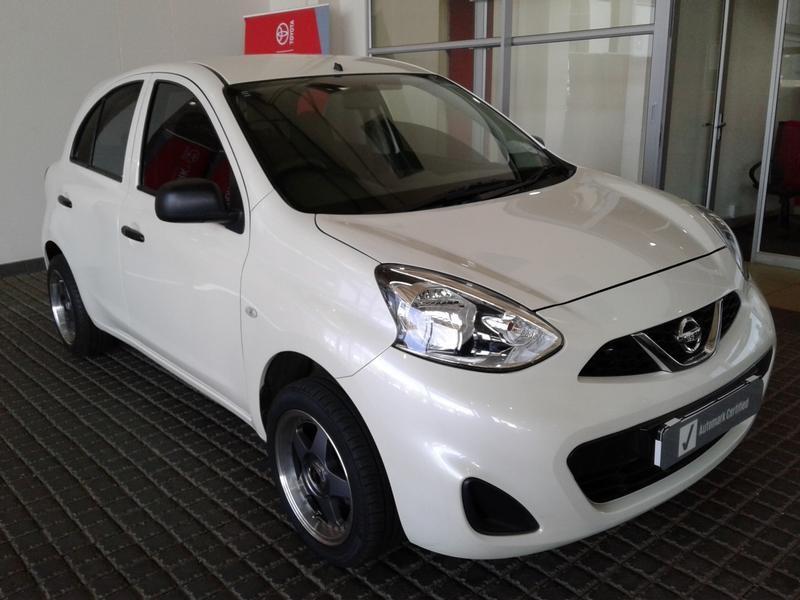 2018 Nissan Micra 1.2 Active Visia Gauteng Rosettenville_0
