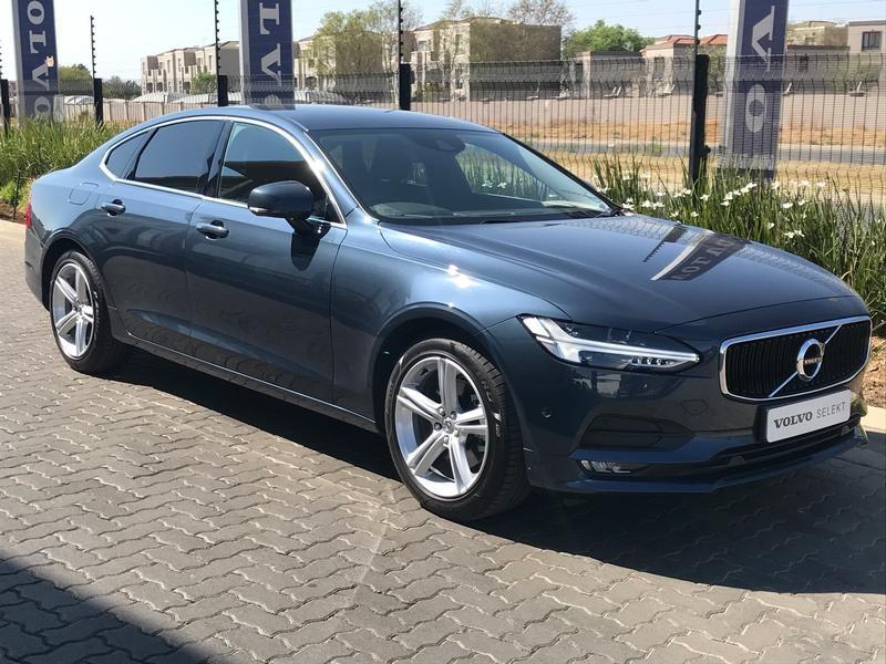 2019 Volvo S90 D4 Momentum GEARTRONIC Gauteng Johannesburg_0