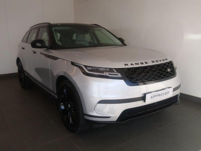 2018 Land Rover Velar 3.0D S Gauteng Johannesburg_0