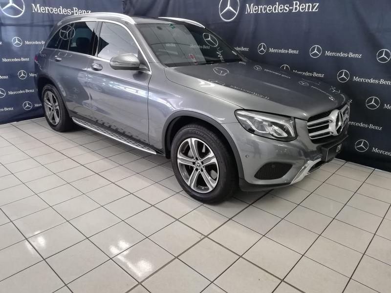 2018 Mercedes-Benz GLC 250d Off Road Western Cape Claremont_0
