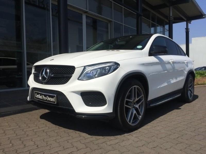 2017 Mercedes-Benz GLE-Class 350d 4MATIC Kwazulu Natal Pietermaritzburg_0