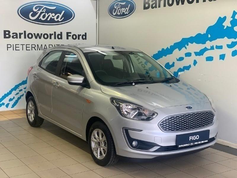 2020 Ford Figo 1.5Ti VCT Trend 5-Door Kwazulu Natal Pietermaritzburg_0
