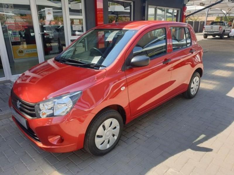 2018 Suzuki Celerio 1.0 GA Gauteng Vanderbijlpark_0