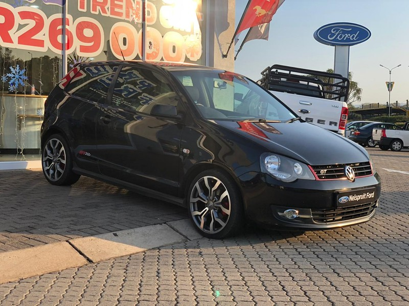 2013 Volkswagen Polo Vivo 1.6 Gt 3dr Mpumalanga Nelspruit_0