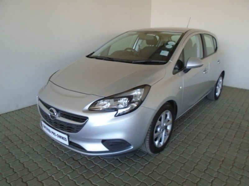 2018 Opel Corsa 1.4 Enjoy Auto 5-Door Gauteng Johannesburg_0