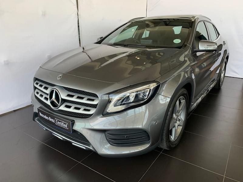 2020 Mercedes-Benz GLA-Class 200 Western Cape Paarl_0